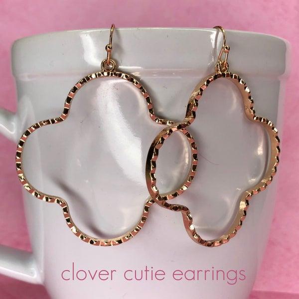 Clover Cutie Earrings