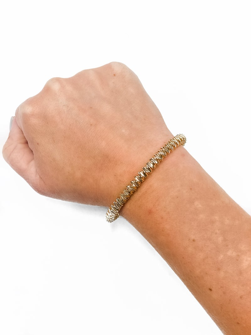 The Milly Bracelet Gold