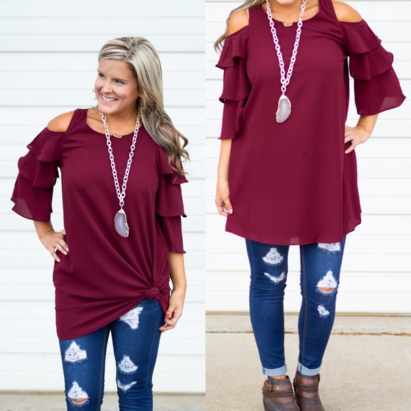 Come To You Tunic *Final Sale*