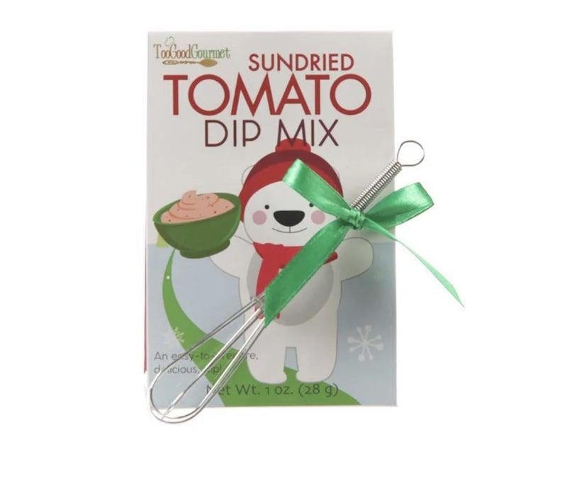 Sundried Tomato Holiday Dip Mix