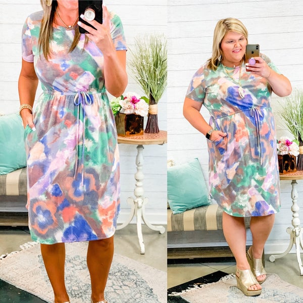 Simpler Times Dress *Final Sale*
