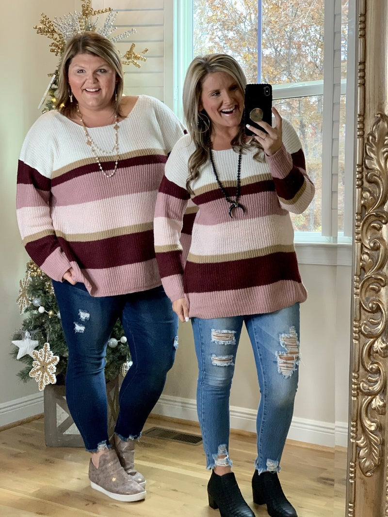 Sugarplum Wishes Sweater - Black Friday 2019 *Final Sale*