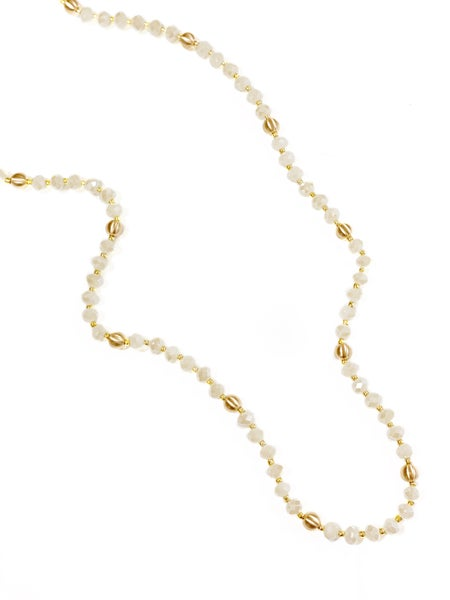 The Kathy Necklace Natural