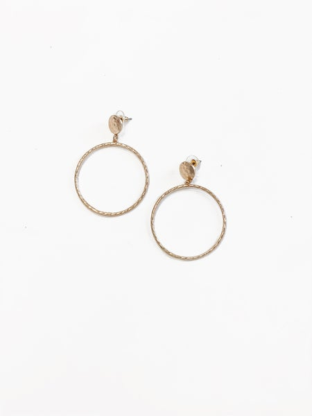 The Joy Earrings Gold
