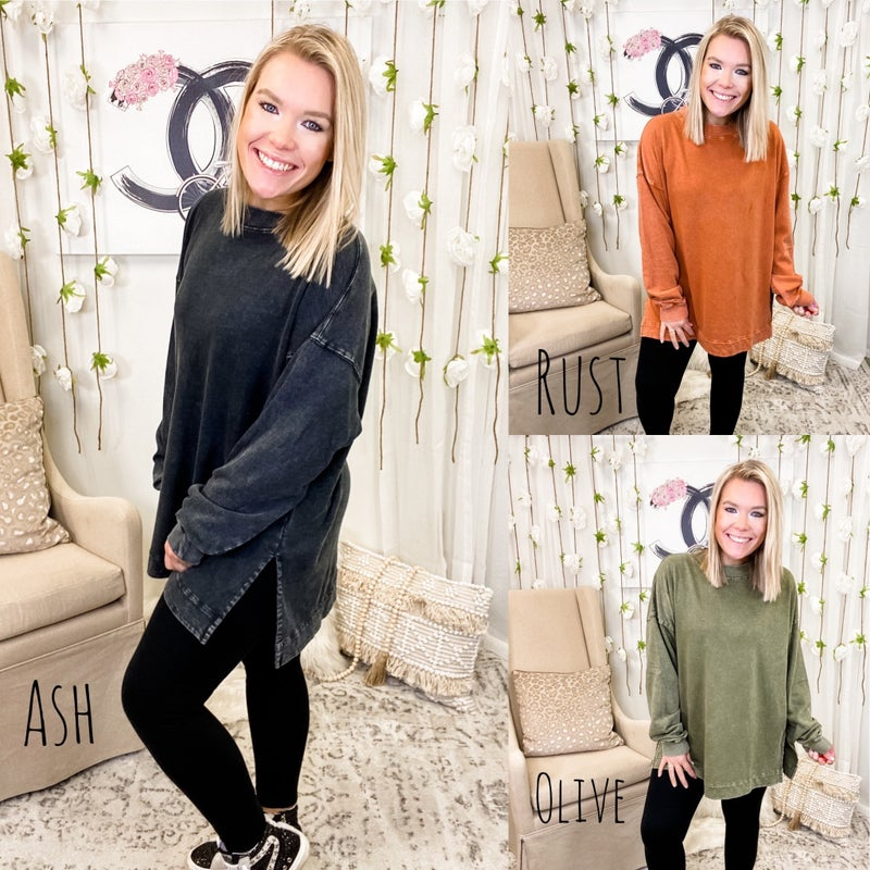 Just A Keeper Pullover