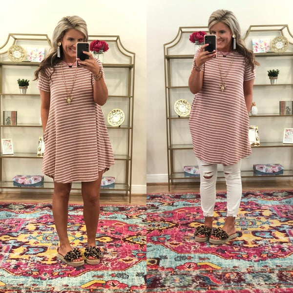 All About You Dress FINAL SALE