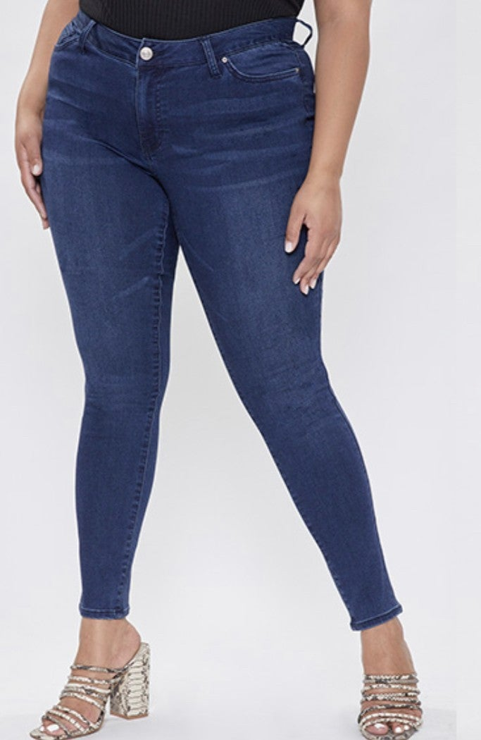 The Luna Hyper Stretch Denim