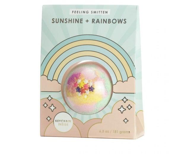 Sunshine & Rainbows Bath Bomb