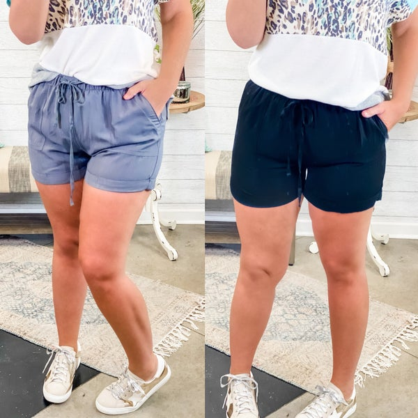 Wouldn't Change It Shorts *Final Sale*