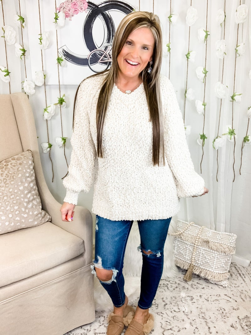 Just About It Sweater