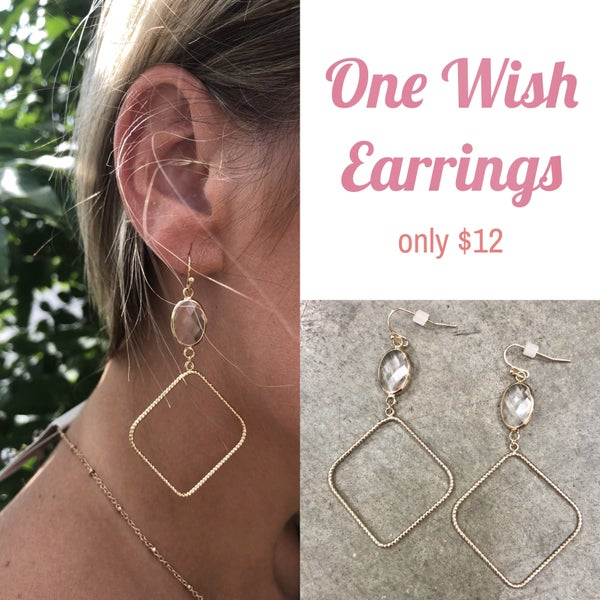 One Wish Earrings