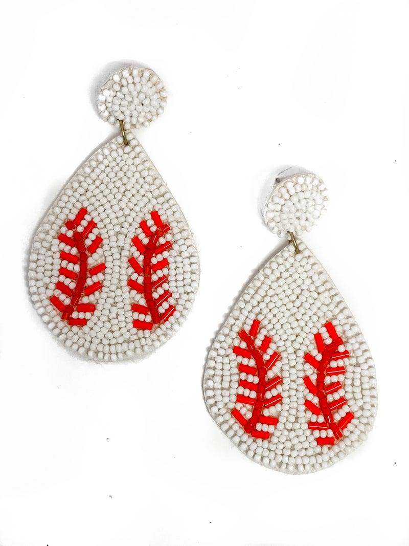 The Ballpark Earrings