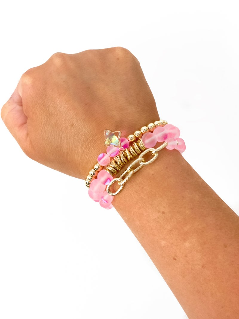 The Patsy Bracelet Stack