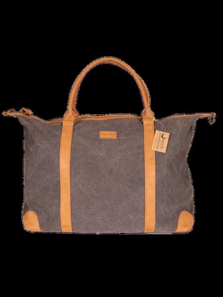 Travel Duffle Bag Grey