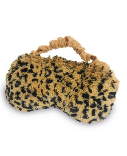 Warmies Eye Mask Leopard