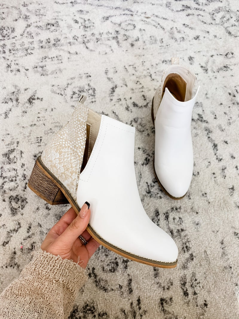 The Dylan Bootie *Final Sale*
