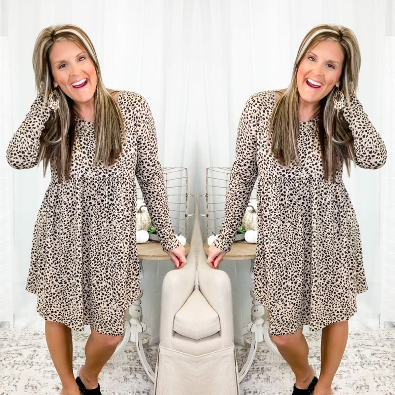 Sway Into Style Dress