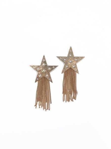 The Julia Earrings Gold