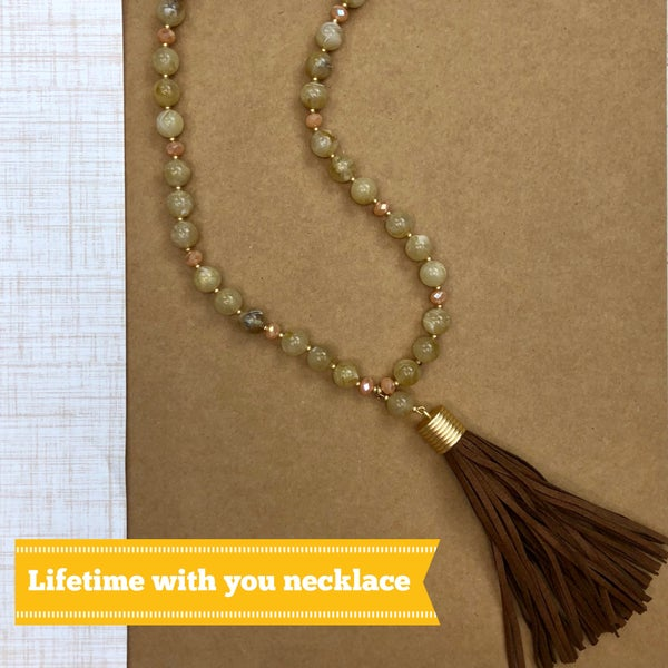 Lifetime With You Necklace