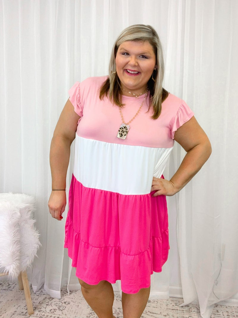 Color Me Pretty Dress