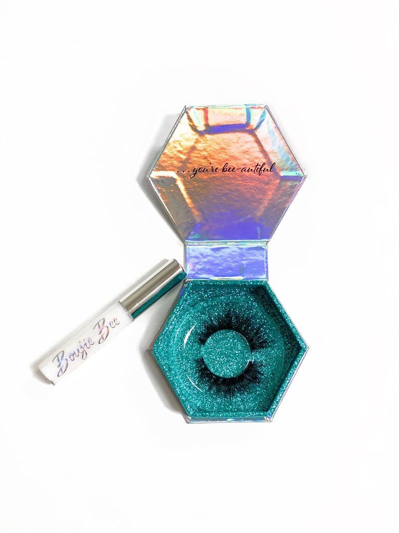 Luxury Mink Lashes & Eyelash Glue