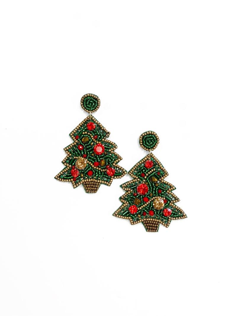 Christmas Spirit Earrings