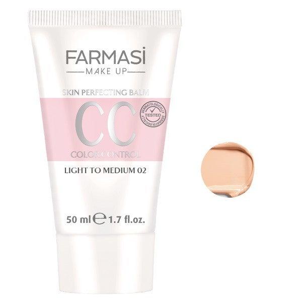 Farmasi CC Cream Light To Medium