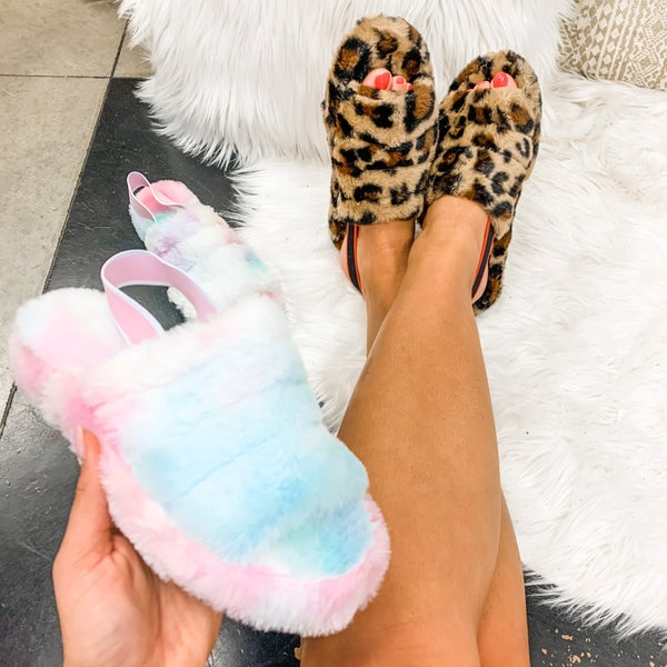 Cozy Weekends House Shoes