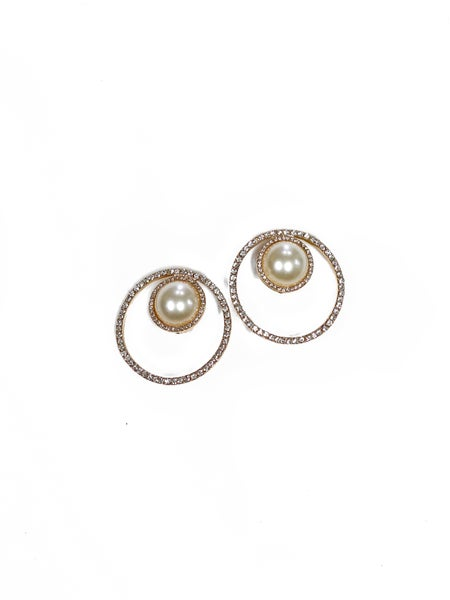 The Eliza Clip On Earrings