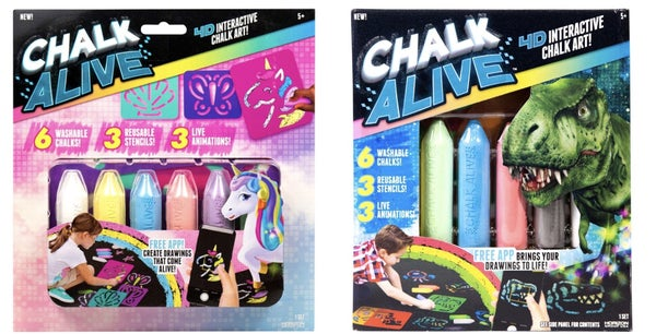 Chalk Alive Set