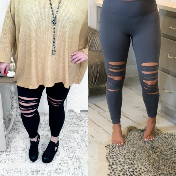 Earn Your Spot Leggings
