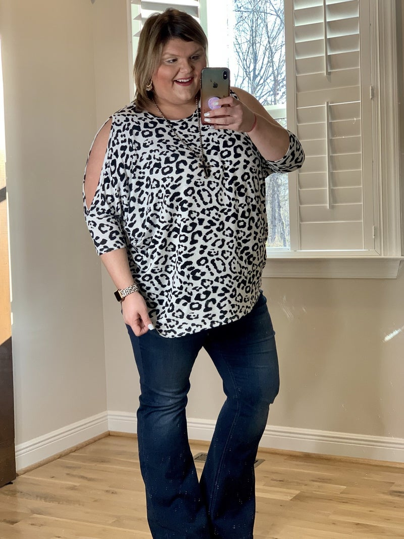 Far From Me Top Plus