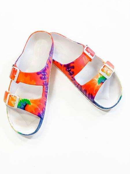 Always Be Happy Sandals *Final Sale*