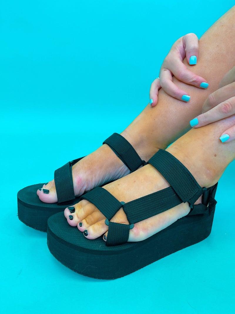 The Harper Sandals