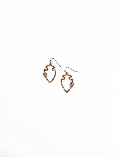 The Aspen Earrings Gold
