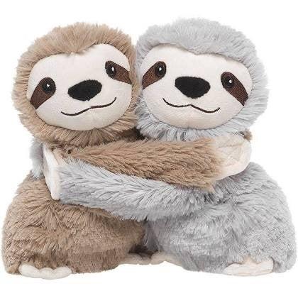 Hugging Sloth Warmies