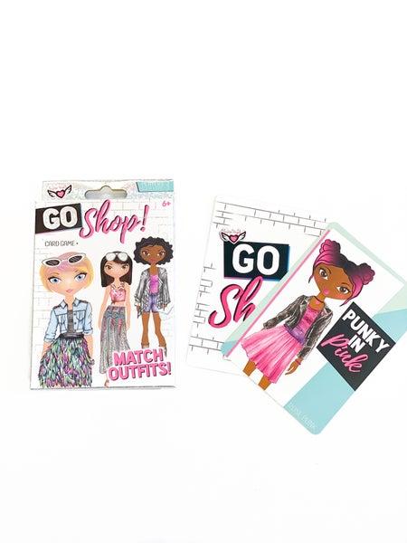 Go Shop Card Game
