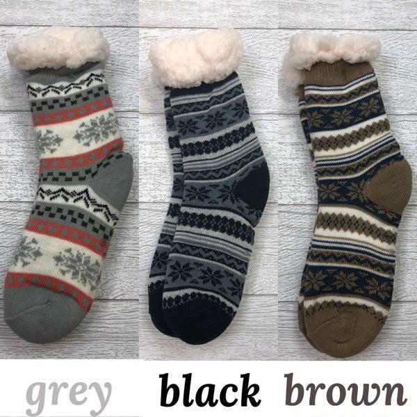 Warm Me Up Socks