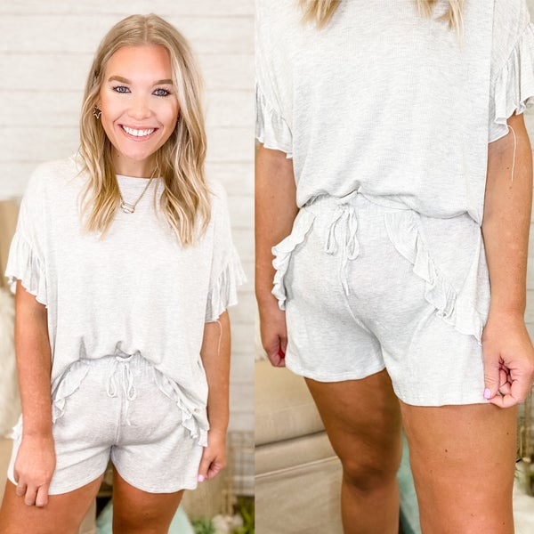 Sweet Comfort Shorts *Final Sale*