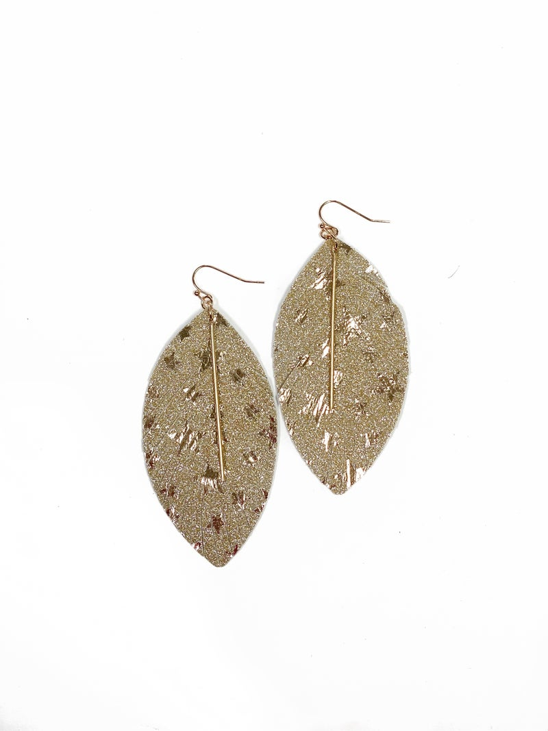 The Oliver Earrings Gold