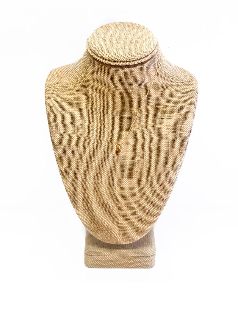 The Taya Necklace Gold