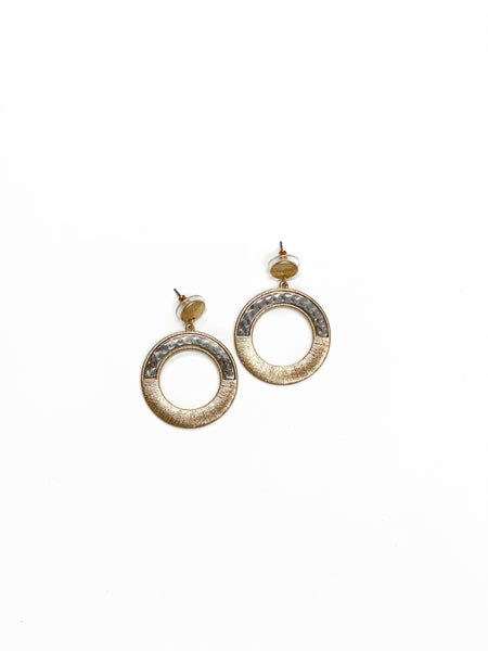 The Sheila Earrings