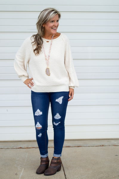 Keep It Classic Sweater