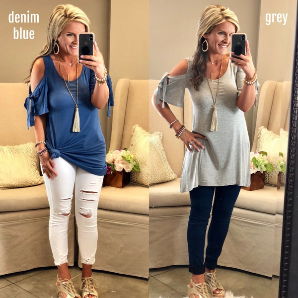 Out And About Tunic FINAL SALE