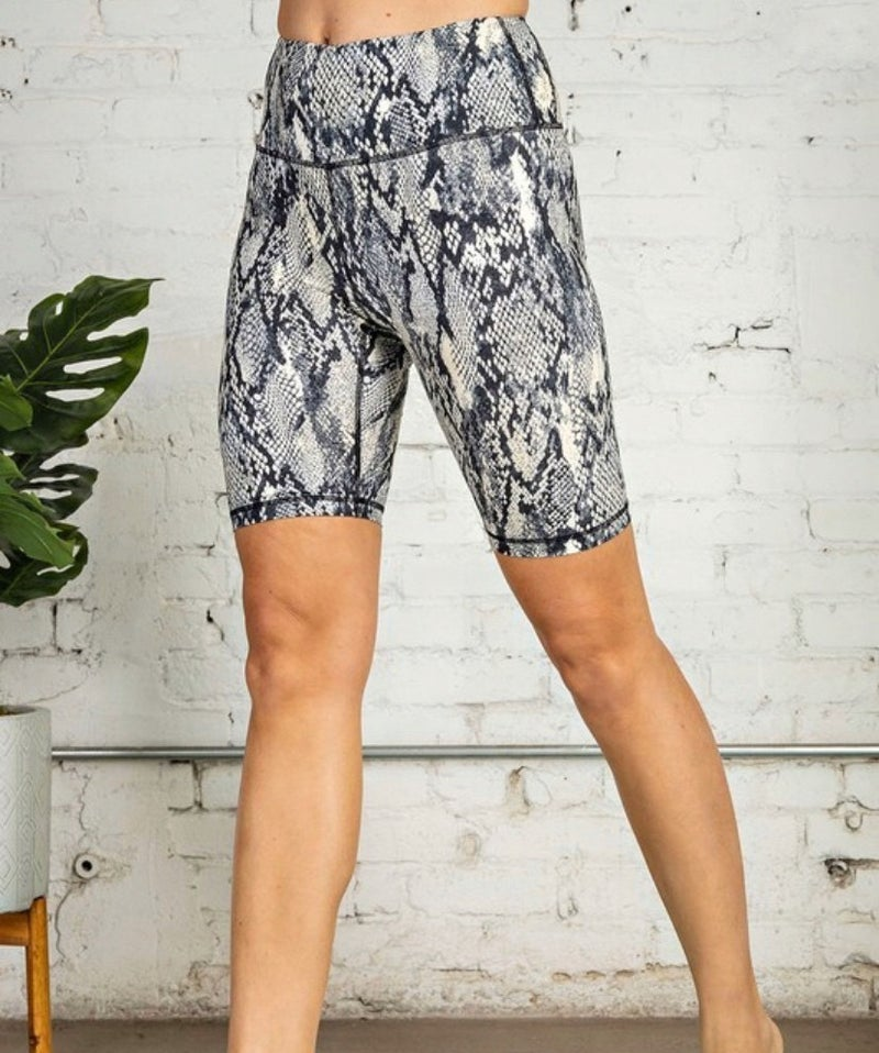 Get Going Biker Shorts *Final Sale*