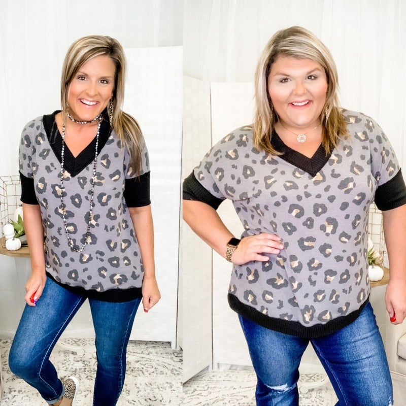 Spice Of Life Top *Final Sale*
