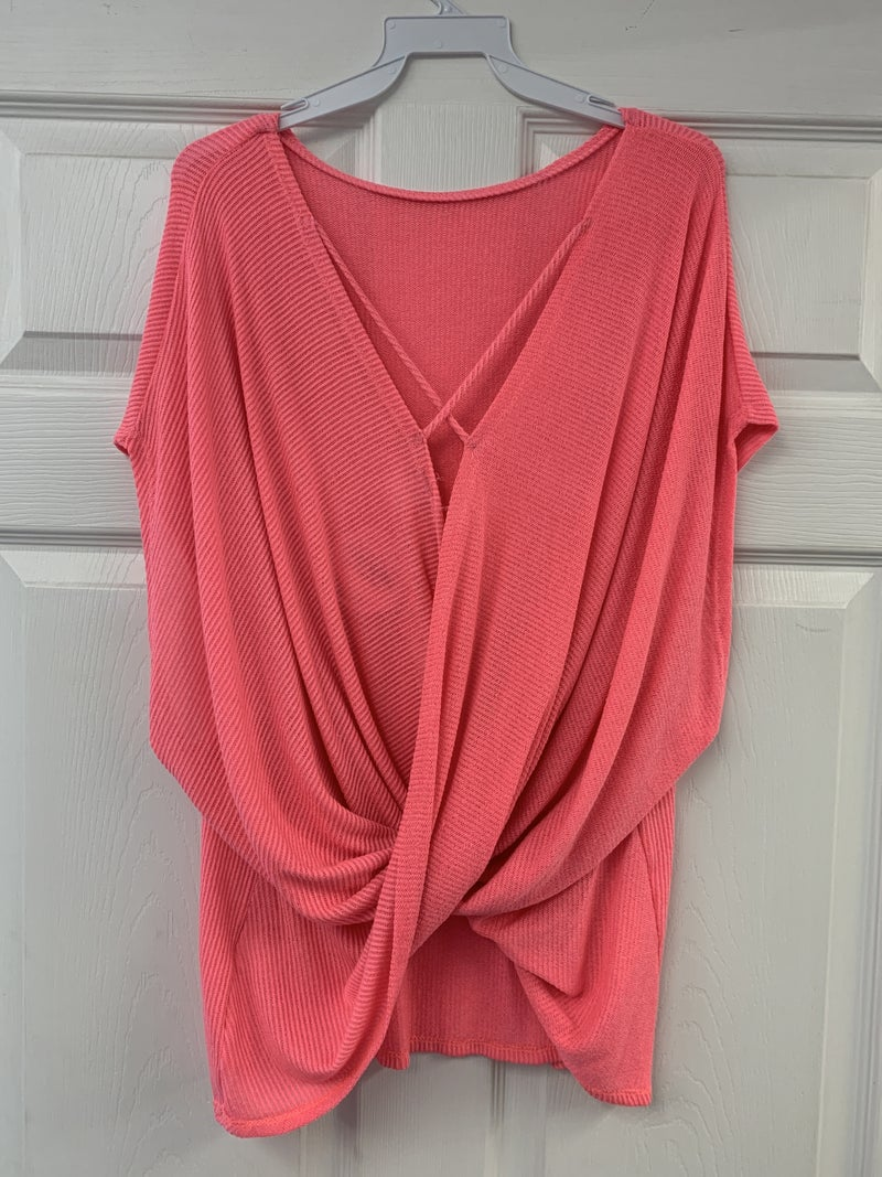 Close To Home Top *Final Sale*