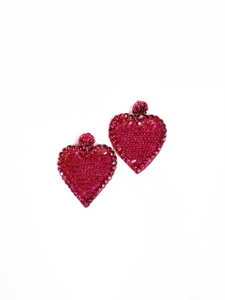 Hey There Cupid Earrings