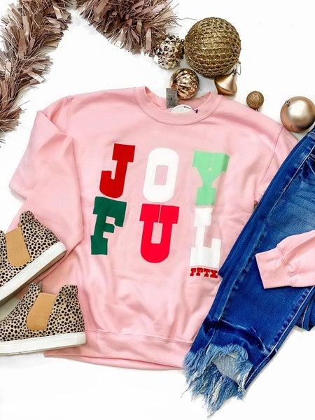 Joyful Sweatshirt