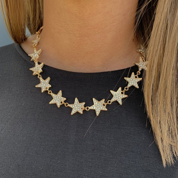 Star Of The Day Necklace